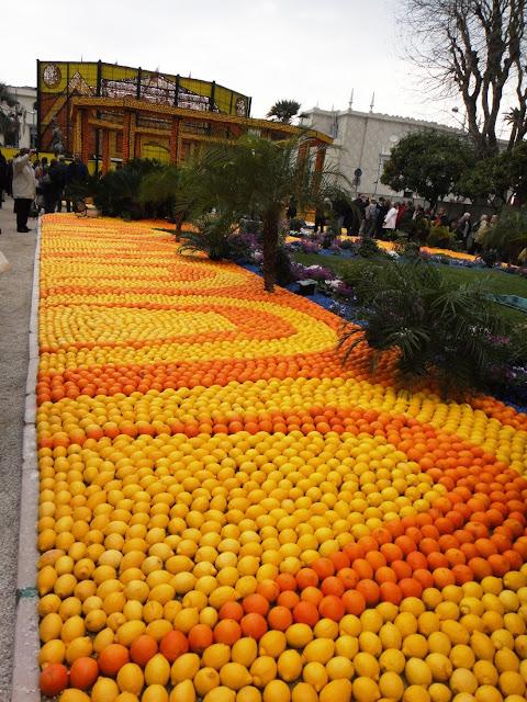 Fête du Citron Menton