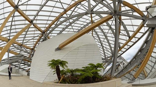 Fundación Louis Vuitton 4