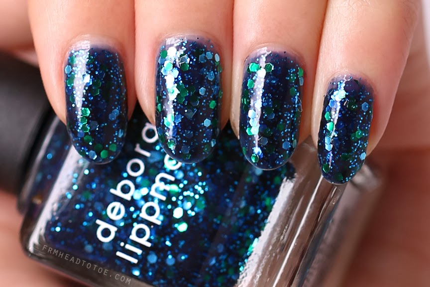 Manicure Monday: Deborah Lippmann Across The Universe - From Head To Toe