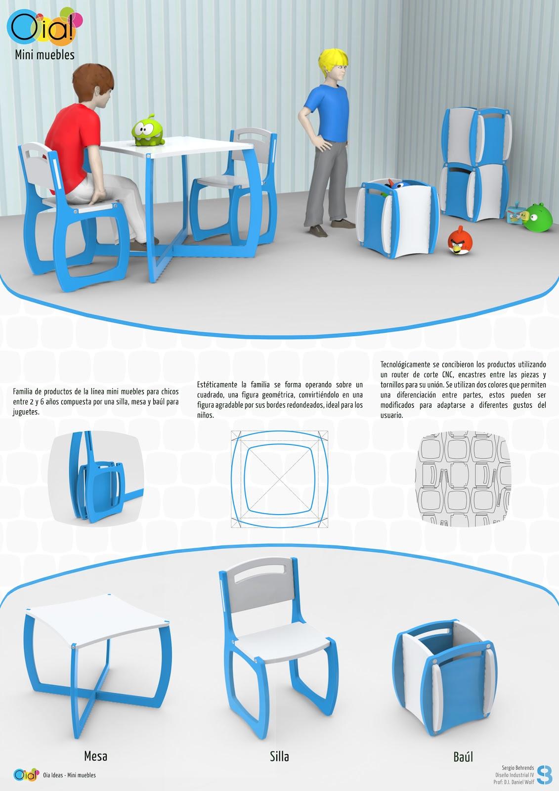 Dise o industrial up industrial design destacado dise o for Diseno industrial mobiliario
