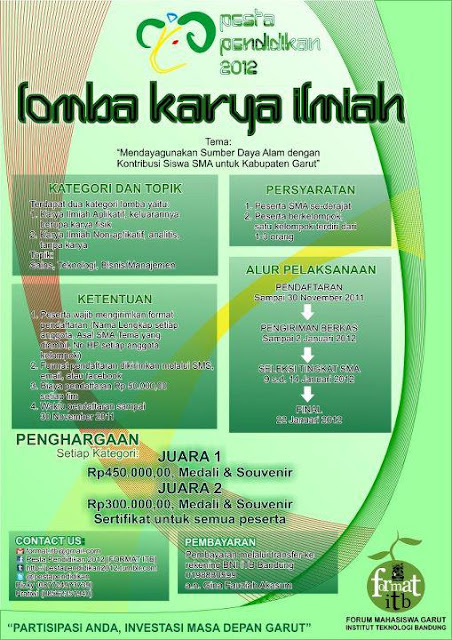 Label: Event , Karya Ilmiah
