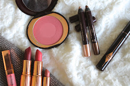 The Charlotte Tilbury Face (With 3 Alternative Lip Colours)