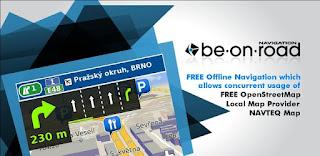 Free Download GPS Navigation BE-ON-ROAD APK