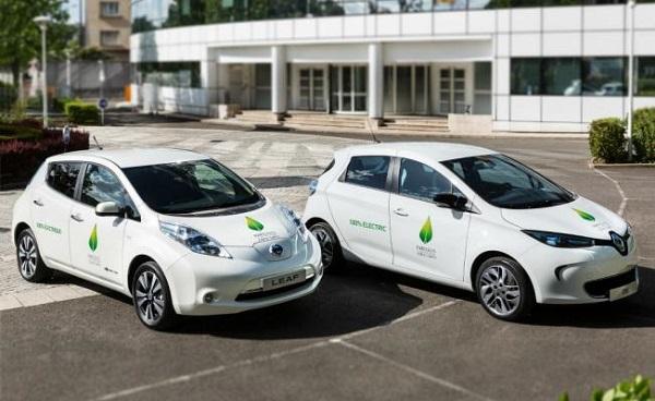 Renault presente en la COP21 con la mayor flota eléctrica