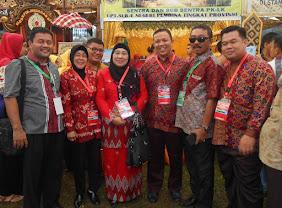 Lomba Budaya Mutu Nasional 2015 Padang, Sumatera Barat