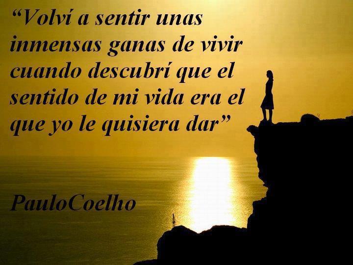 Frases De Paulo Coelho Vida