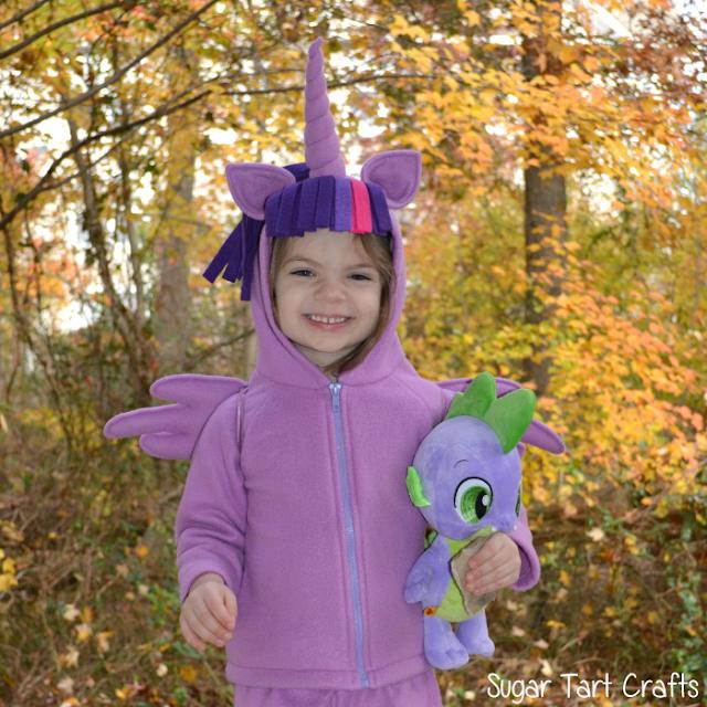 Children's Twilight Sparkle My Little Pony Costume