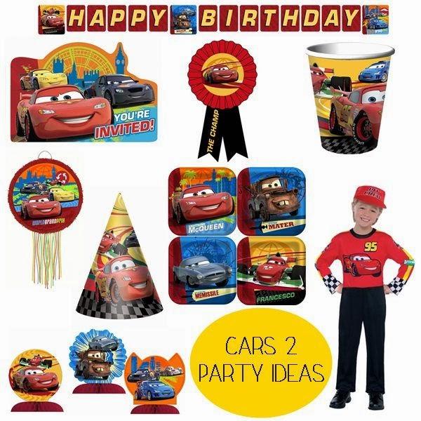 Decoracion Infantil De Cars ~   te gusten estas ideas de decoraci?n de fiestas infantiles de cars 2
