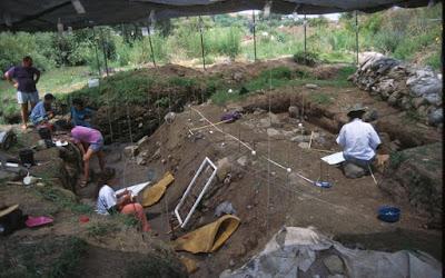 Στις όχθες της Χούλα 800.000 χρόνια πριν...
