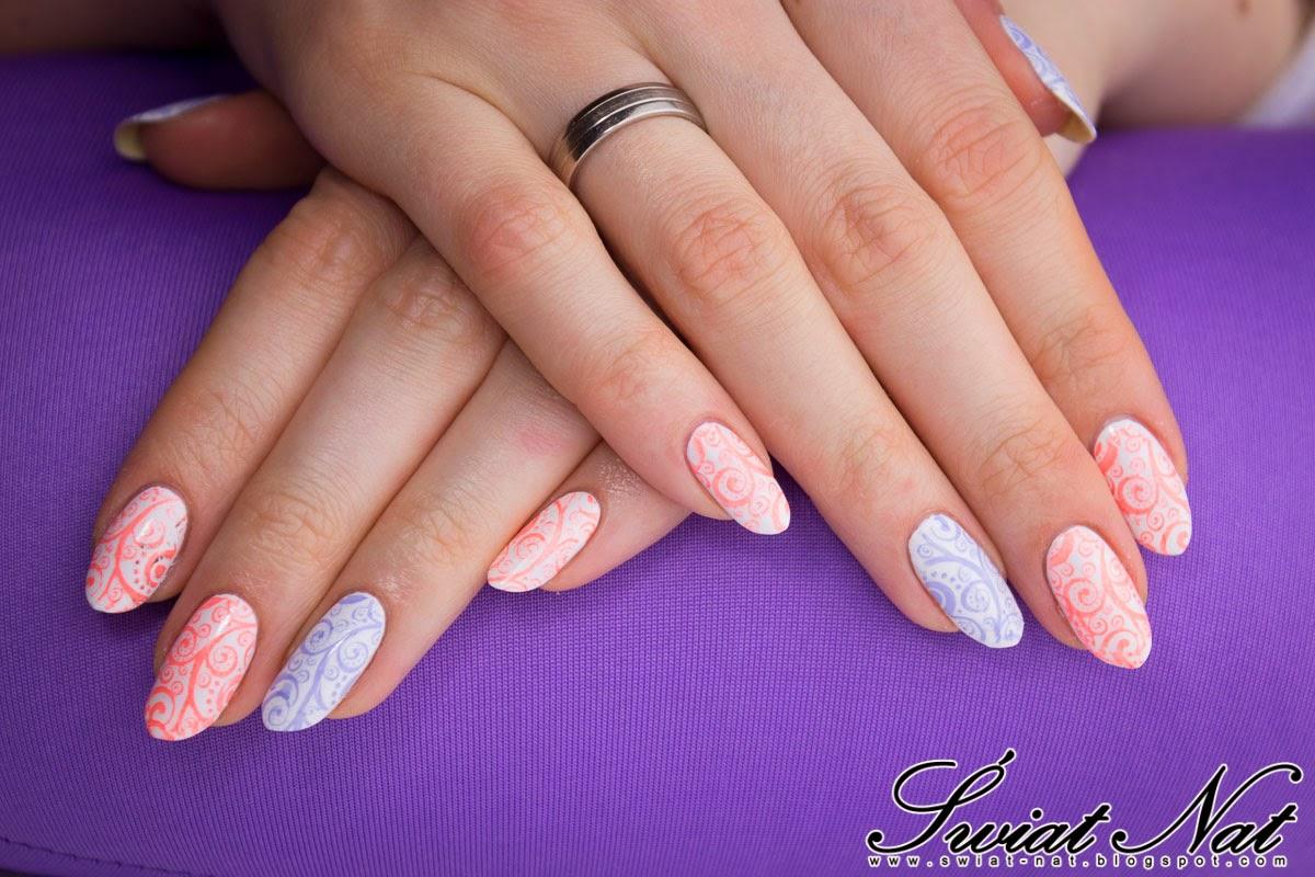 mani manicure nails nailart stamp insta dry