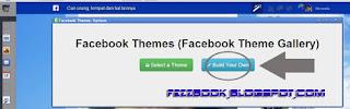 Cara Mengganti Tema Facebook Transparent Dengan Gambar Photo Sendiri