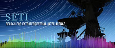 SETI, the Search for Extraterrestrial Intelligence Institute.