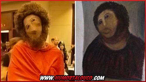Fantasias criativas para Halloween - Hallowmeme - Jesus Restored