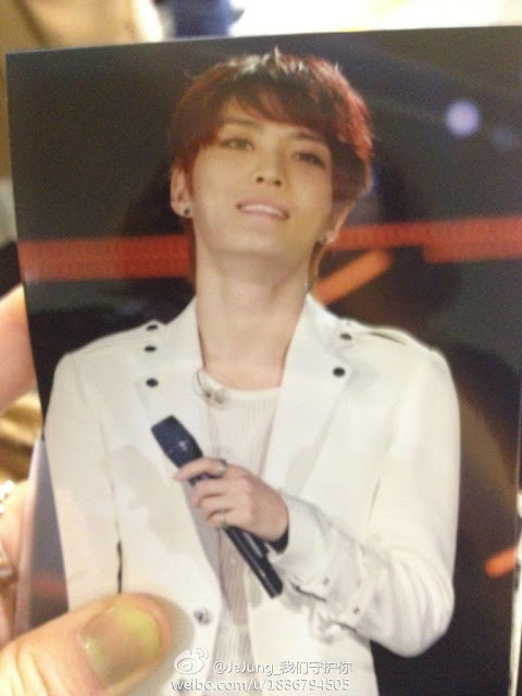 Jaejoong Tokyo Dome Konser 10