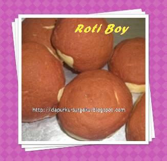 Resep Roti Boy