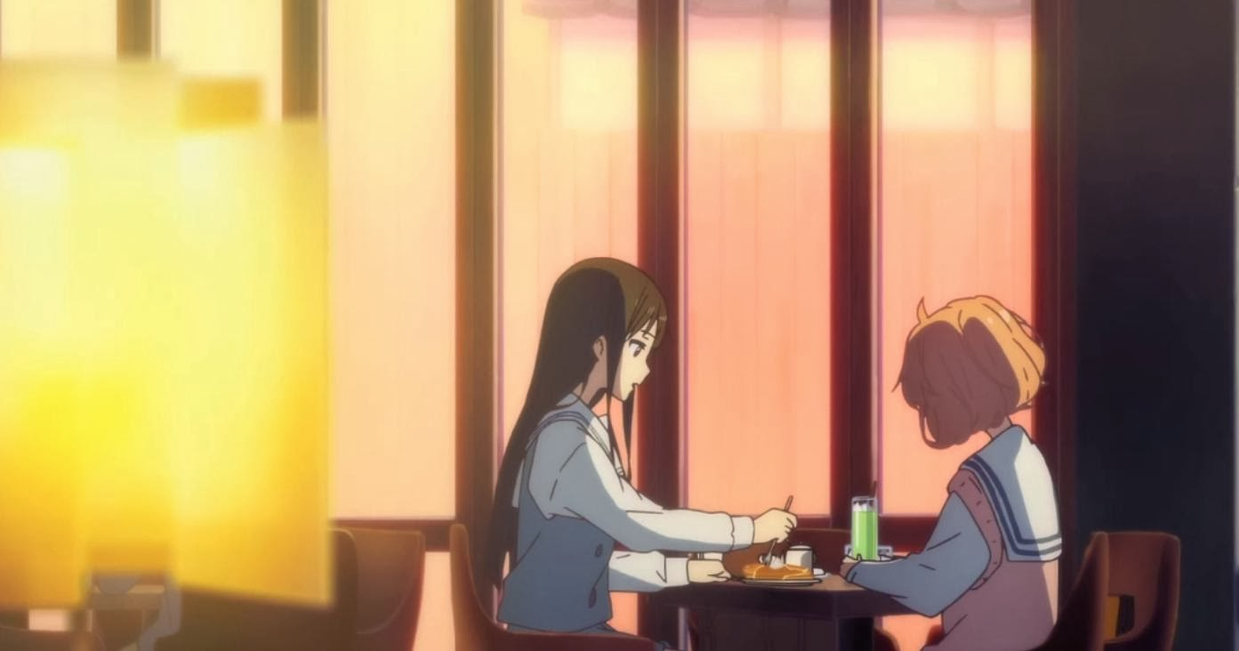 Kyoukai no Kanata - screenshot 1