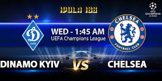 Prediksi Dinamo Kyiv vs Chelsea 21 Oktober 2015   Kualifikasi Liga Champions   Idola188 - Agen Bola Terpercaya