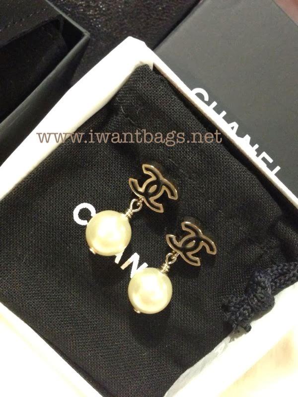 chanel earrings new arrival