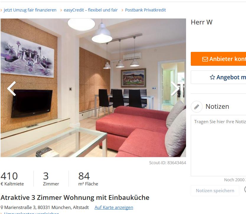 Zimmer Wohnung Bielefeld Mitte
