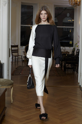 Fashion Week Trend: Tux Detailing