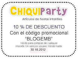 DESCUENTO EN CHIQUIPARTY