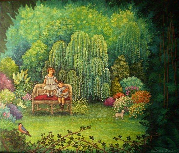 Mis recetas de libros el jard n secreto for El jardin de los secretos