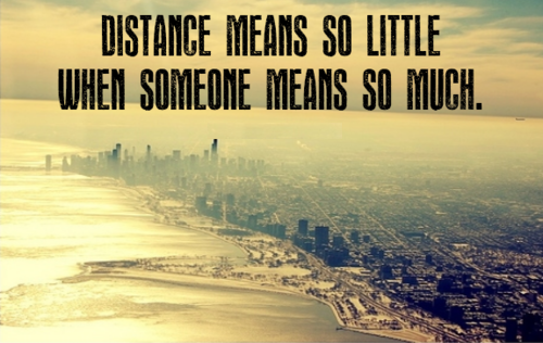 Funny Quotes About Love And Distance : Long Distance Friendship Quotes Quotes Tree