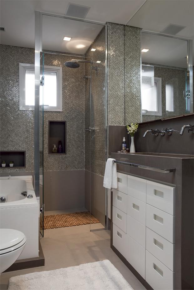 Cuarto de baño pequeño con plato de ducha: baños confort del baño ...