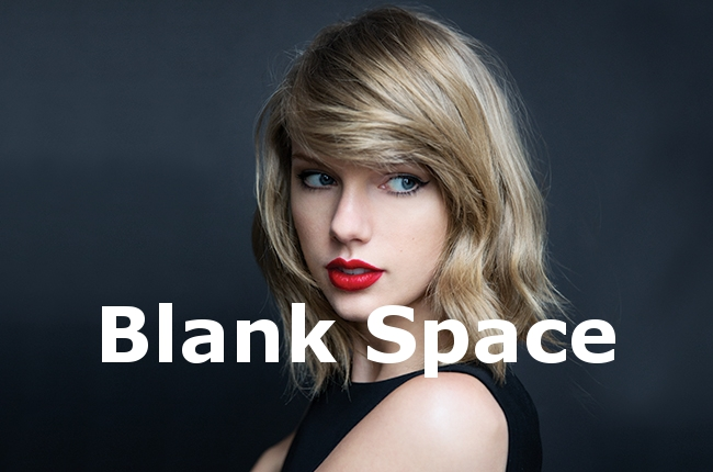 Free Direct Download Nonstop Mp3 Music: Taylor Swift - Blank Space