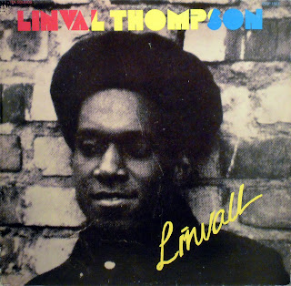 Cover Album of Linval Thompson - Linvall,Abraham