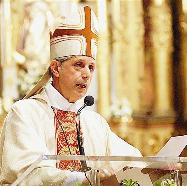 El arzobispo Mario Poli - el maximo responsable detras de las redes de pedofilia