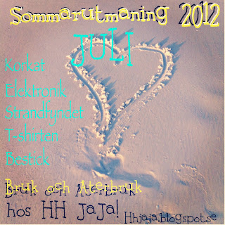 Sommarutmaningen: JULI KLICKA PÅ BILDEN FÖR DELTA ELLER SE BIDRAGEN!
