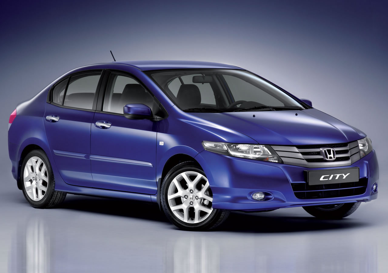 car new: honda city 2012