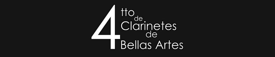4tto de Clarinetes de Bellas Artes