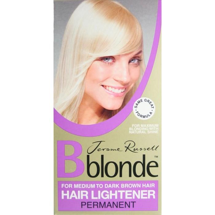 Bleach Blonde Dye