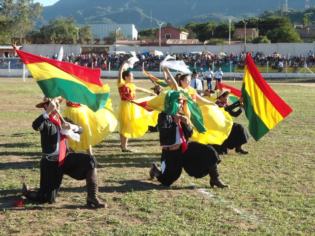 Municipios de Bolivia