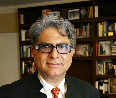 a biography of dr deepak chopra an author and speaker