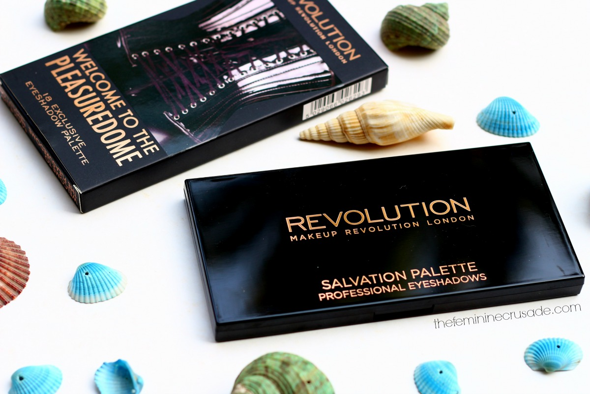 Makeup Revolution Welcome To The Pleasure Dome