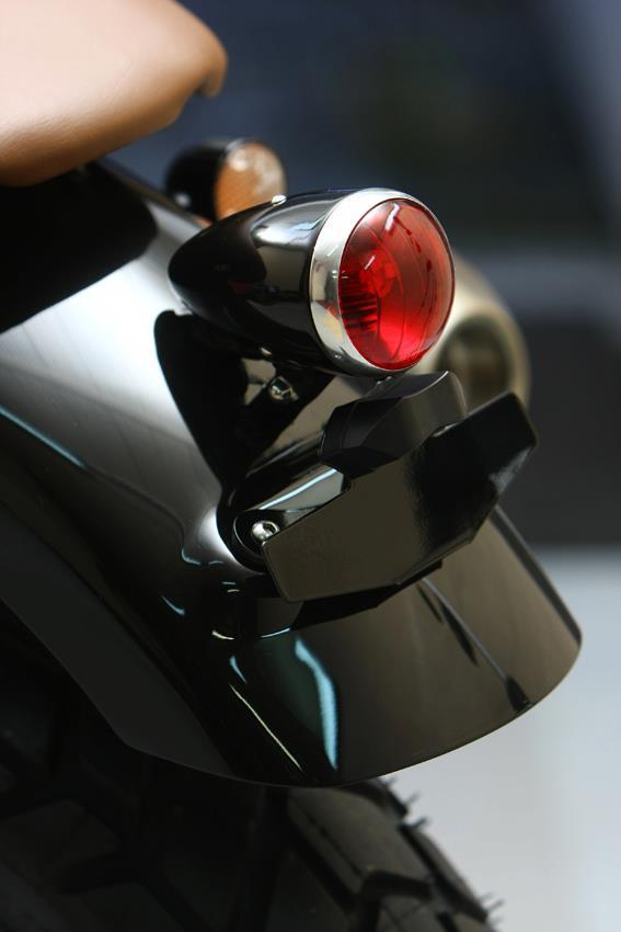 Racing Caf U00e8  Triumph Scrambler 900  U0026quot Paris By Night U0026quot  By