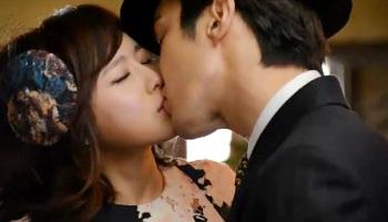 Onion Kiss, Super Junior's Siwon WITH Oh Ji Eun