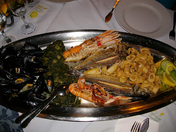 Istrian seafood