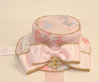 lolita style hat
