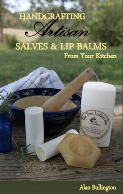 How to Make Homemade DIY Salves and Lip Balms