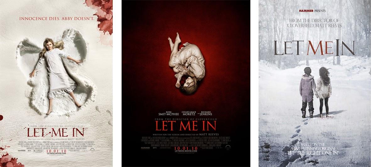 Let me in - Pozwól mi wejść (2010)