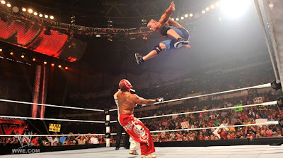 Rey Mysterio Vs John Cena