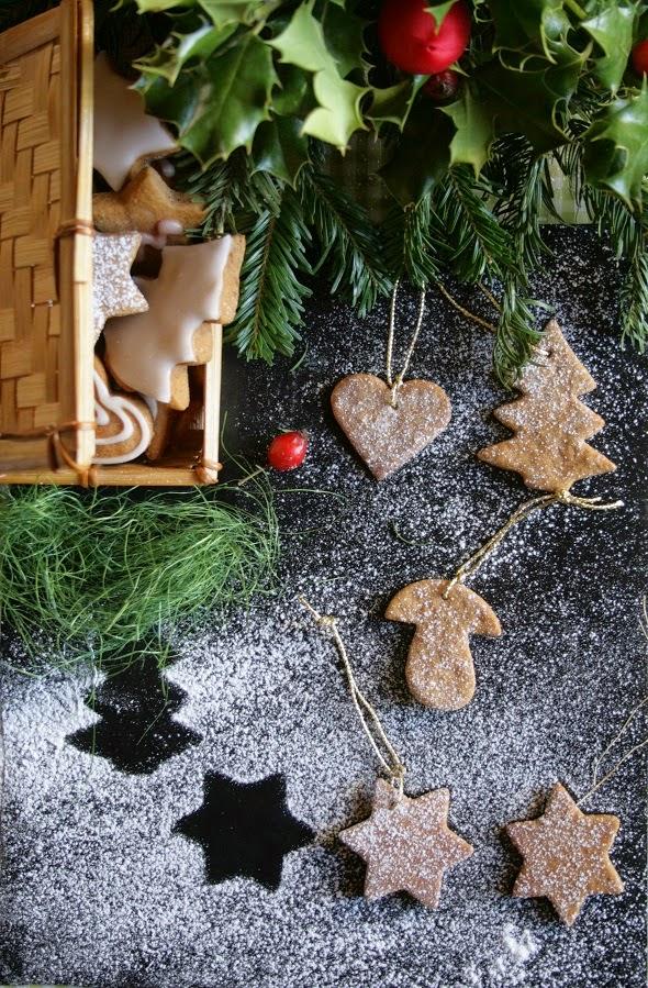 mostaccioli natalizi
