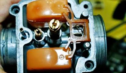 Memahami Fungsi Mengganti Spuyer Karburator Motor 4 Tak