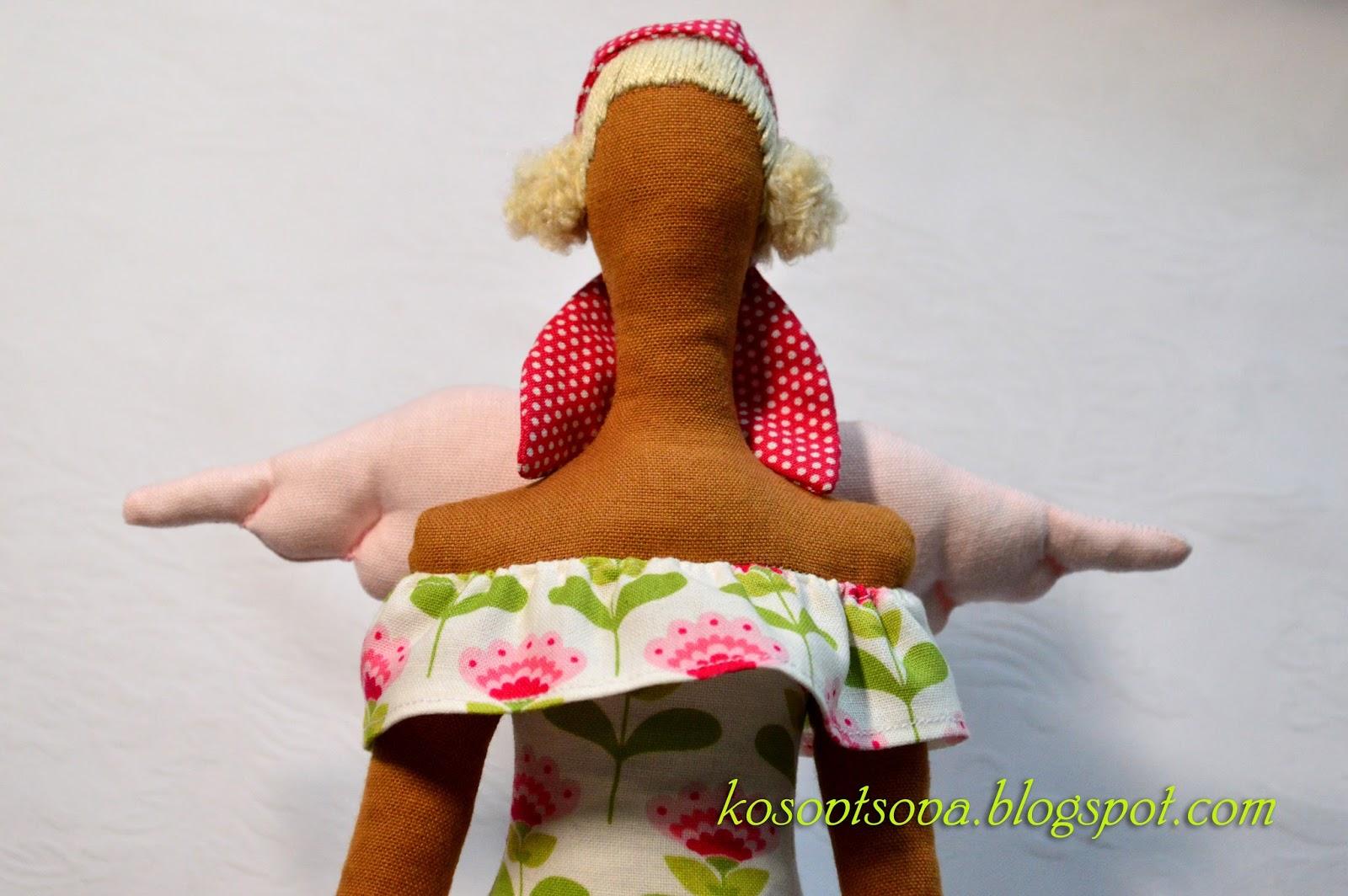 Кукла Тильда своими руками для начинающих - Мир Позитива 75