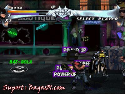 Batman Forever : The Arcade Game 4