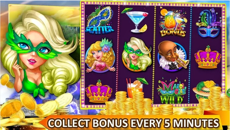 SlotWiz - free Android casino slots game